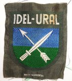 2nd Pattern Volga Tartars Volunteers In The Waffen SS Arm Shield