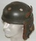 WW2 U.S. Armored Tanker Helmet