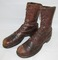 WW2 Period large Size U.S. Airborne Jump Boots By Corcoran-Size 11D W