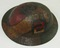 WW1 British MKI US Doughboy Helmet-2nd Army Camo (HG-23)