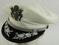 USAF General Officer's Dress White Visor Cap Named to B/G A. Hoffman (HG-89)