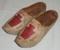 WW2 U.S. 28th Division Soldiers Souvenir Wooden Shoes