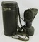 WWII German Soldier Combat Gas Mask With Cannister/Extra Lens-Named
