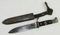 Hitler Youth Knife With Scabbard-RZM M7/13