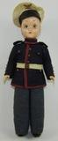 WW1/Pre WW2 Italian? Military Doll