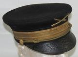 Early 1900's US Infantry Officer's Visor Cap (HG-46)