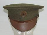 WW1/Pre WW2 US Army Enlisted Visor Cap (HG-55)