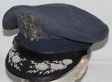 Early USAF Named General Officer's Visor Cap-Brig. Gen. A. A. Hoffman (HG-35)