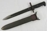 Rare Maker M1 Garand Uncut Short Model Bayonet-Oneida Limited