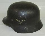 Luftwaffe M35 Single Decal Helmet-ET66