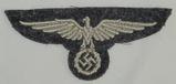 1st Pattern WW2 German Bahnschutz Arm Eagle