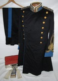 Scarce Pre/Early WW2 Japanese Officer's Dress Uniform For Air Force Captain (U214)