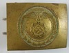 Early WW2 SA Belt Buckle For Lower Ranks