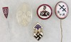 5pcs-Misc WW2 German Pins/Stickpins