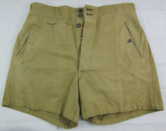 WW2 German Kreigsmarine Tropical Shorts