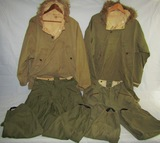 4pcs-WW2 U.S. Mountain Troops 1st Pattern Smocks-Mountain Troops Pants