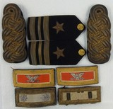 8pcs-WW2 And Earlier U.S. Military Shoulder Boards