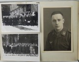 WW2 German Wehrmacht Soldier Photo Album