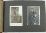 WW2 German Soldier Photo Album-105 Original Photographs
