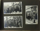 WW2 German Political Official Postcard/Photo Album