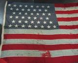 Late  19th Century 44 Star U.S. Flag