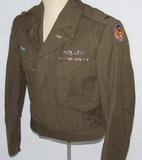 WW2 USAAC 8th AAF Pilot's Ike Jacket-Named