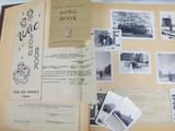 WW2 Women's Army Corp Scrapbook