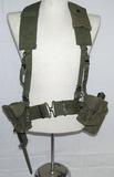 Vietnam War Era U.S. Soldier Combat Rig-M7 Bayonet Etc.