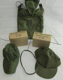 6pcs Vietnam war Period Field Caps-K Rations-Helmet Band-Water Bladder