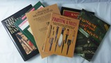 6pcs-US Military Knife reference Books