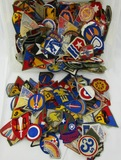 400+ Count U.S. Patch Lot
