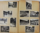 Rare 1935 Dated Hitler Youth Camp Photo Album/Scrapbook