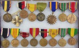 16pc Misc. U.S. Medal Grouping