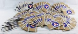 Early Civil Defense Armbands. Lot of 100.