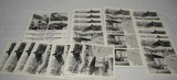 21pcs-Original Flying Tigers Fighter Pilot Signed Photos