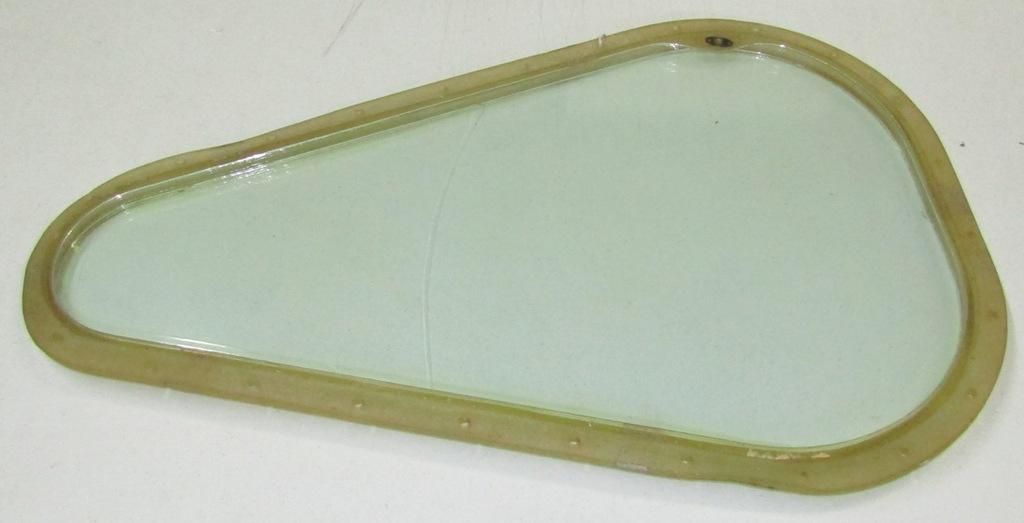 Original WW2 U.S. Army Air Forces B17G Plexiglass Bombardier's Window