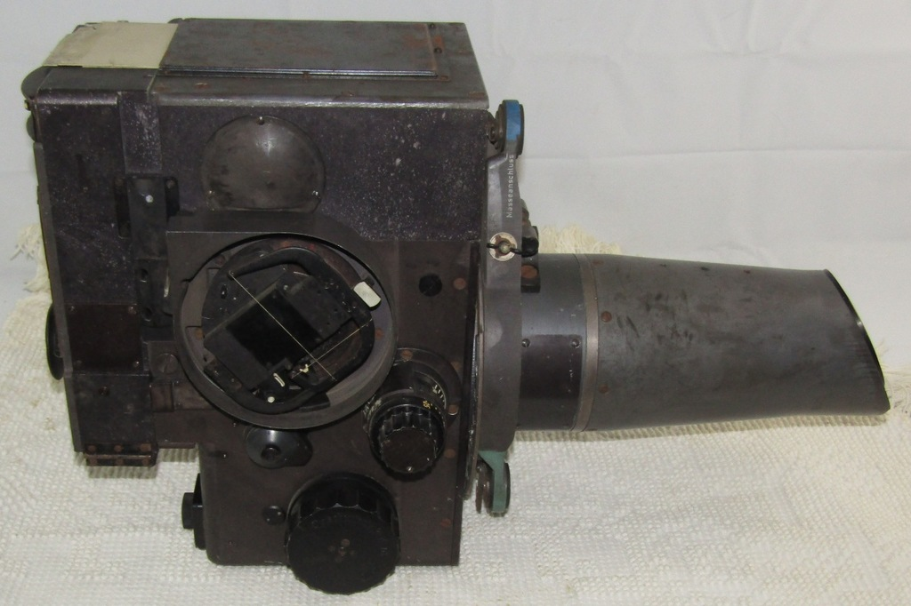 "Rare WW2 German Luftwaffe ""LOFTE 7 D-1"" Bombsight!"