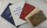 5 pcs. US Military Wings/Badges/Insignia Reference Books
