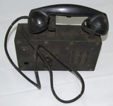 Rare WW2 USAAF B17 Crew Communication Intercom Phone Set