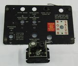 2pcs-WWII USAAF Bomb Bay Door Control Panel-Aux. Gun Control Switch For P-61 Black Widow