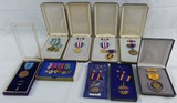 11pcs Vietnam/Later U.S. Medals