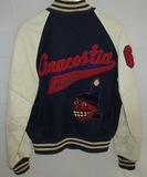 1950-60's High School Letter Jacket-Anacostia Indians-Washington, DC
