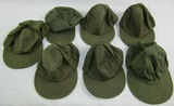 7pcs-Vietnam War Period U.S. Army Baseball Style Caps