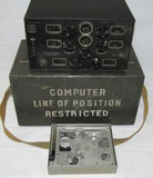 Rare Early WW2 MK1 Line Of Position Navigational Computer
