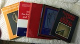 5 pcs. American Revolutions Sword Reference Books