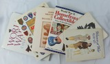 6 pcs. WW2 Women's Uniform/Collectibles Reference Books