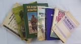 7 pcs. Vietnam War Era Uniform/History Reference Books