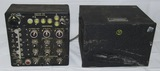 2pcs-Scarce WW2 B-17/B24  C-1 Autopilot Control Box & C-1 Amplifier