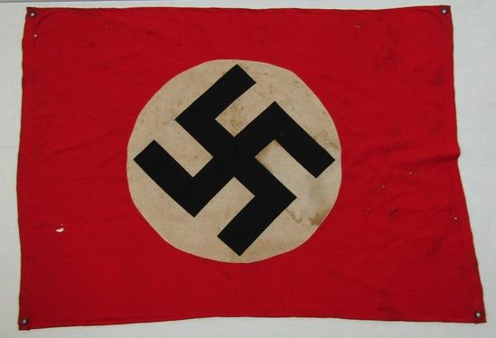 WW2 German Small Vehicle Identification Flag