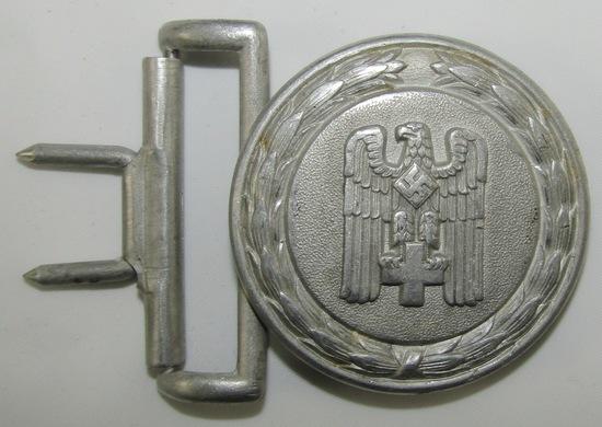 WW2 German DRK Officer's Belt Buckle